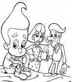 coloriage jimmy-neutron 013