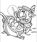 coloriage mr potato head 019