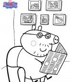 coloriage peppa-pig 006