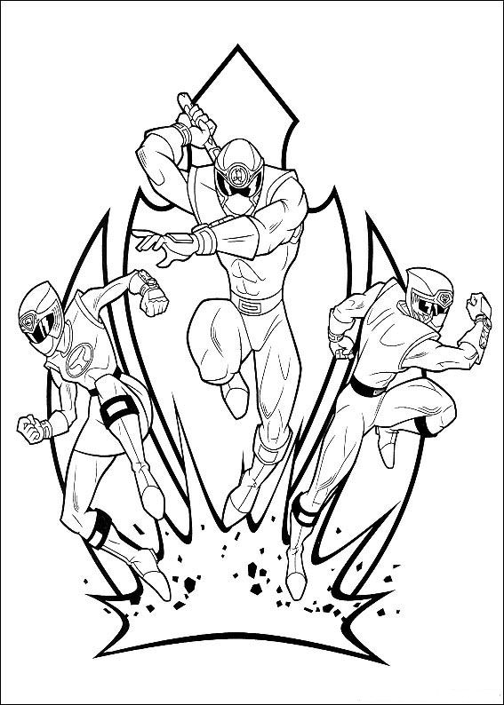 Index Of Coloriages Heros Tv Power Ranger