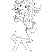 coloriage precious moments 041