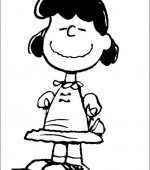 coloriage snoopy et charlie brown 011