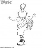 coloriage tweenies 013