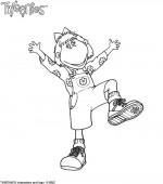 coloriage tweenies 014