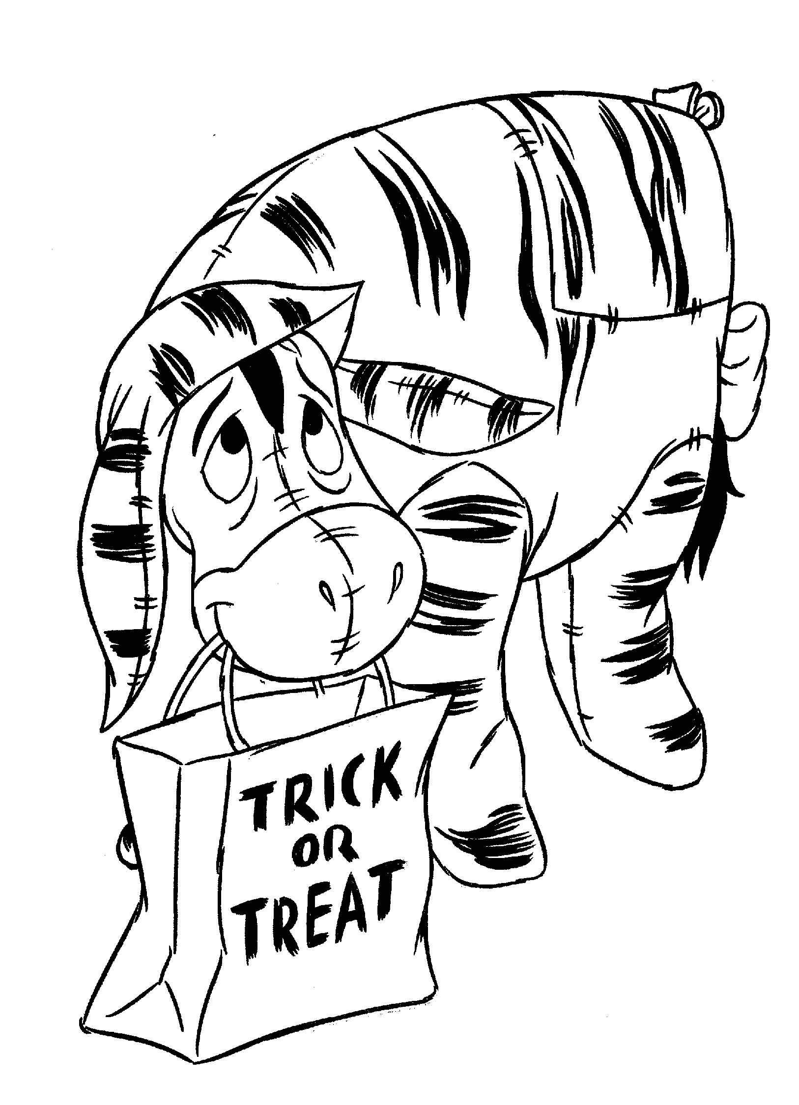 cartoon network halloween coloring pages - photo#10