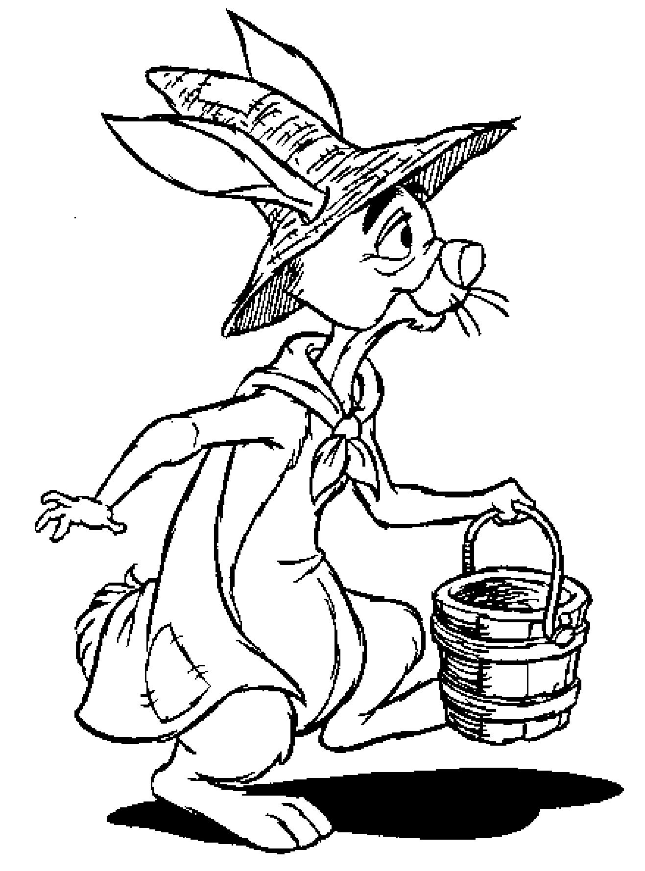 Index Of Coloriages Heros Tv Winnie L Ourson Winnie Coco Lapin