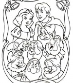 coloriage noel disney 036
