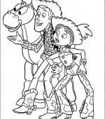 coloriage toy story 004