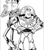 coloriage toy story 010