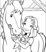 coloriage holly hobbie 008