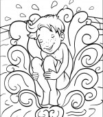 coloriage holly hobbie 011